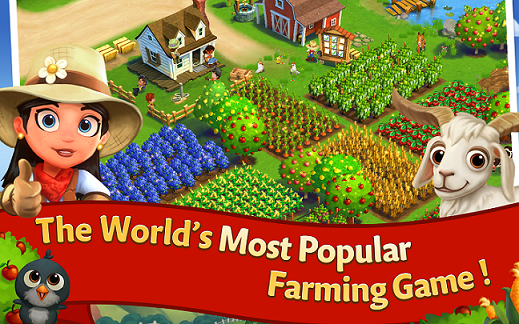 FarmVille 2 Country Escape full apk game