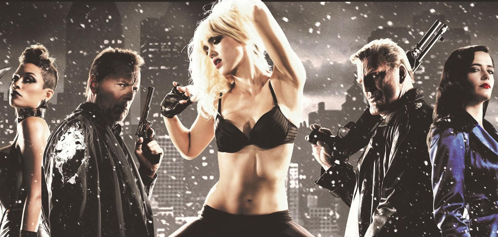 Sin City 3 já está em desenvolvimento