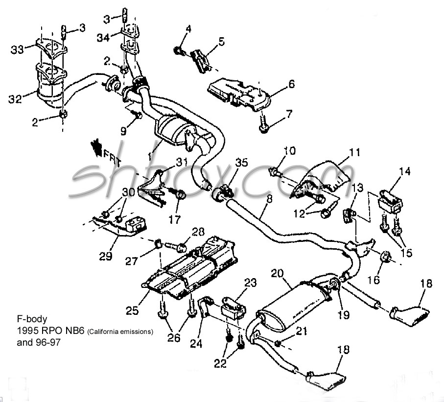 cat exhaust system diagram  cat  free engine image for