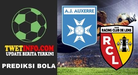 Prediksi AJ Auxerre vs RC Lens