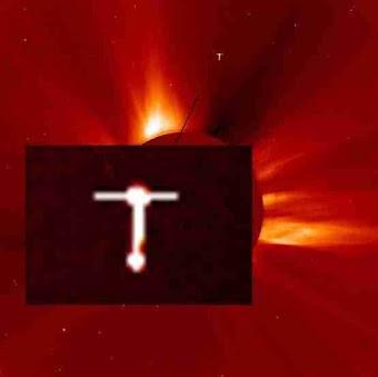 Phép lạ: Mặt trời xuất hiện hình Thánh Giá