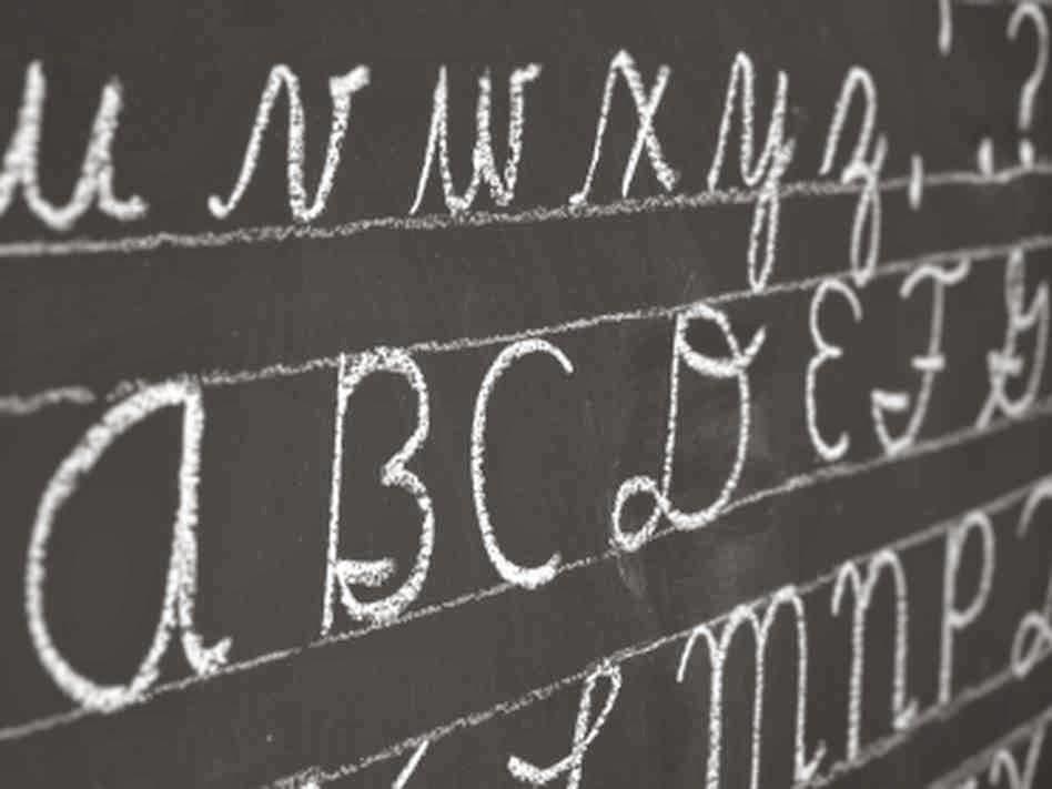 Teach Handwriting