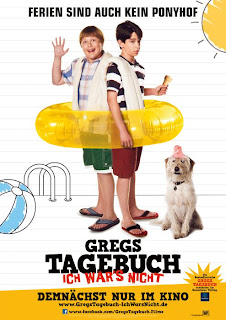 Gregs Tagebuch - Ich war's nicht!