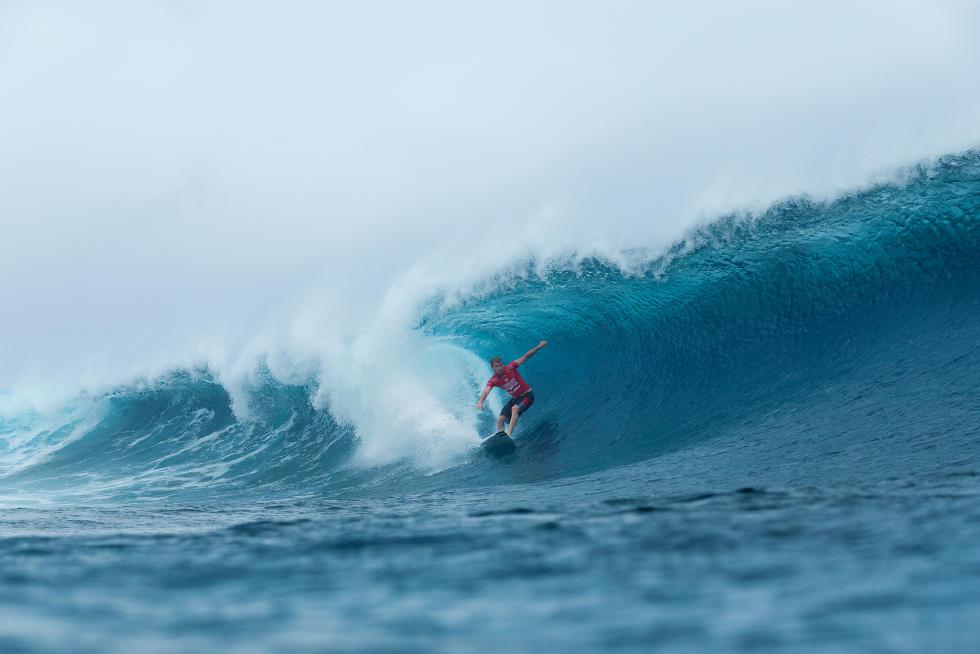 28 Taj Burrow Billabong Pro Tahiti Foto WSL Stephen Robertson