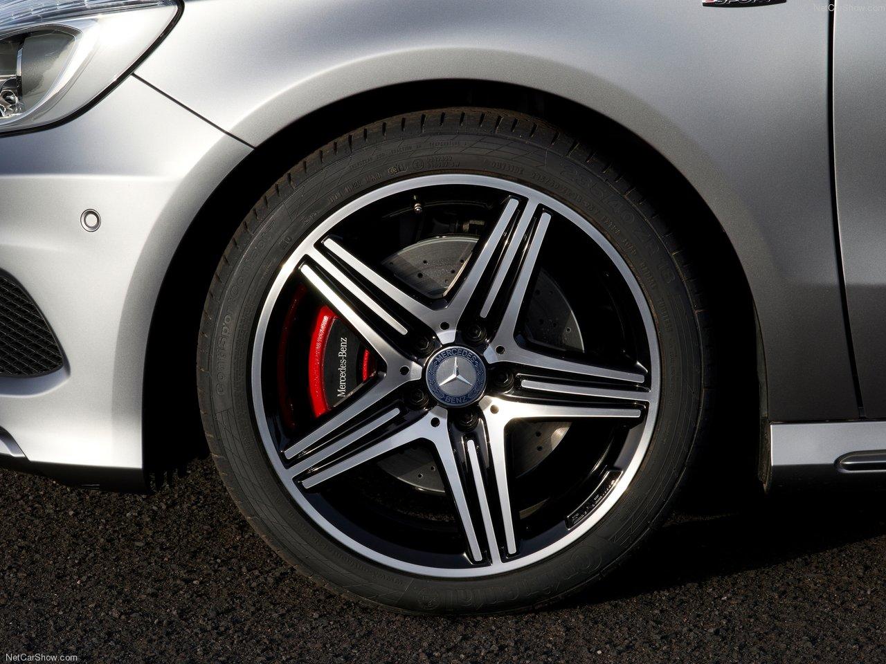 18 amg 5 spoke alloy wheels standard on engineered by amg