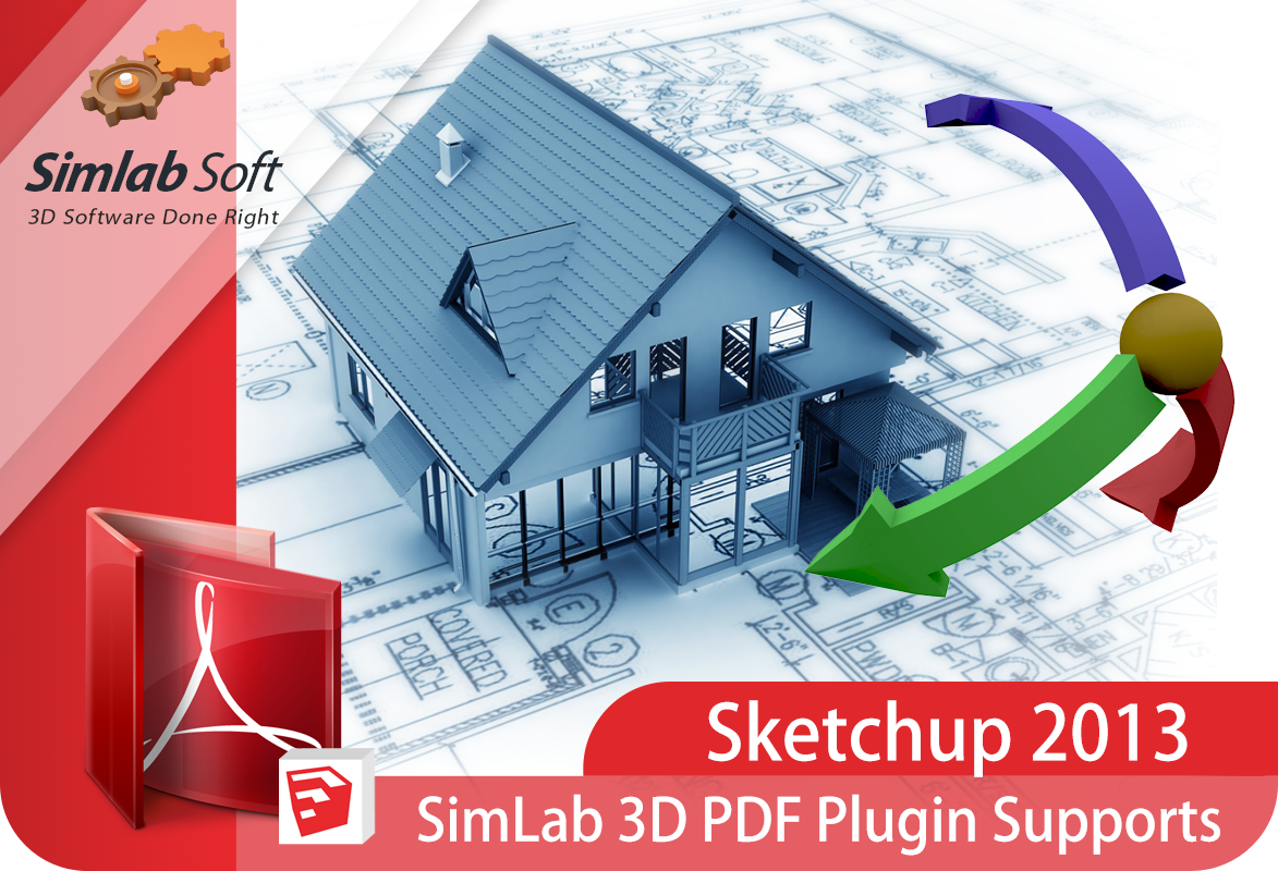 Simlab soft 39 s blog supporting sketchup 2013 for Sketchup 2013