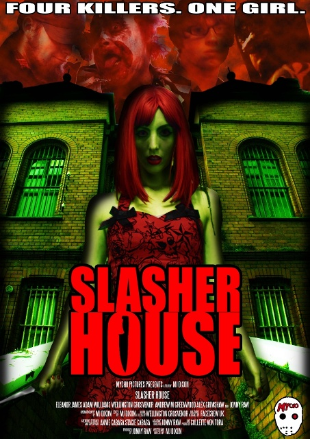 Slasher House – DVDRip