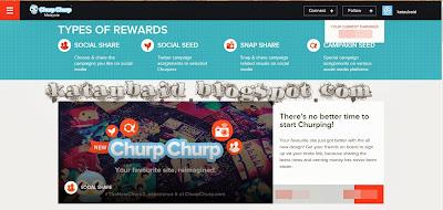 Churp-Churp Berwajah Baru !!!