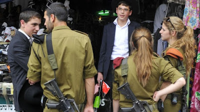 Ultra-Orthodox girl flees after forced enlistment to IDF
