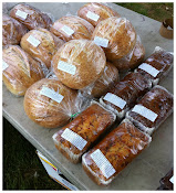 bread at farmers' market