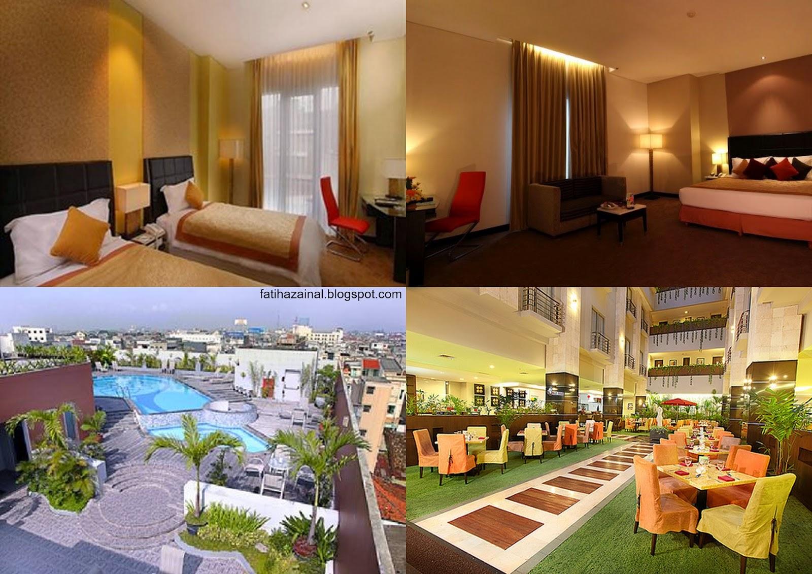 hotel di bandung , bandung hotels , golden flower hotel bandung