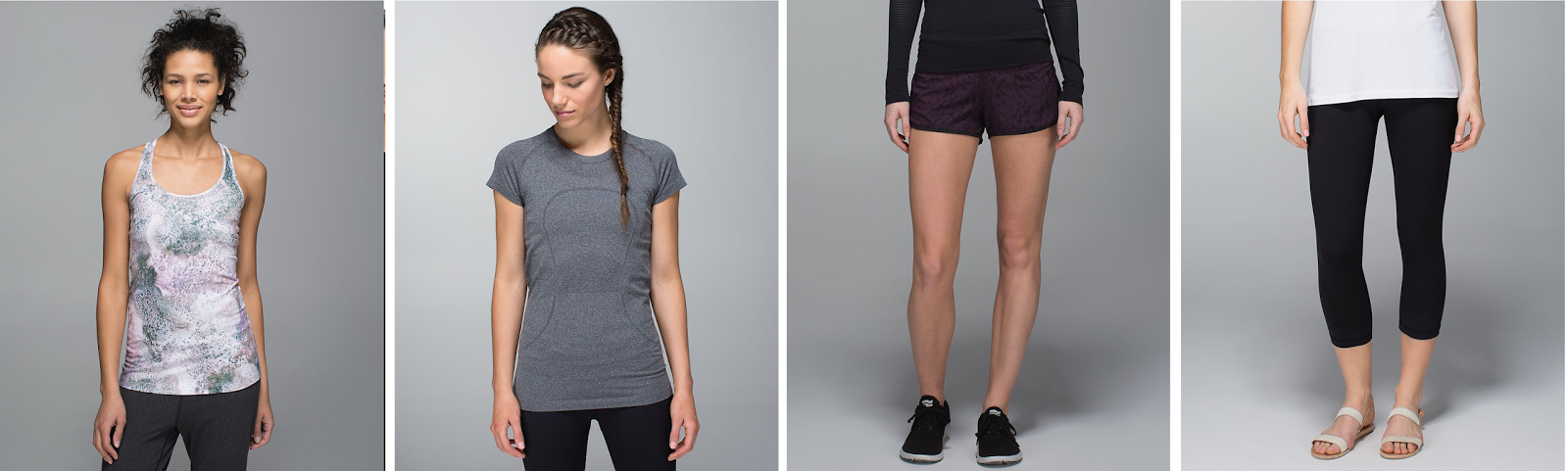 Lululemon essentials