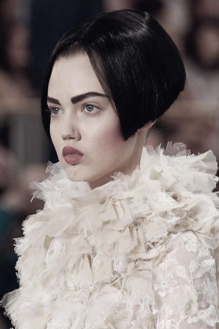 Chanel Haute Couture FallWinter 2015-2016 Detail.