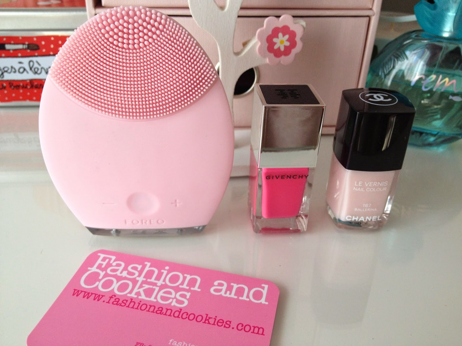 Foreo Luna review, Fashion and Cookies, fashion blogger