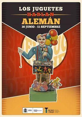Exposición de Juguetes alemanes