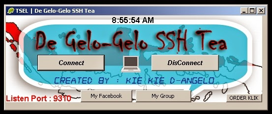 Inject Telkomsel Gelo V.1 02 Oktober 2014
