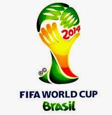 صورة شعار كاس العالم 2014 بالبرازيل