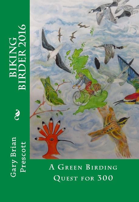 Biking Birder 2016 - paperback
