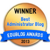 Edublog Awards 2013