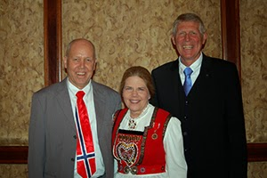 photo of Sylvia with her nominators