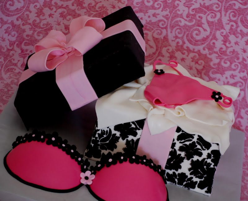 Cakefilley Bachelorette Cake For Heather