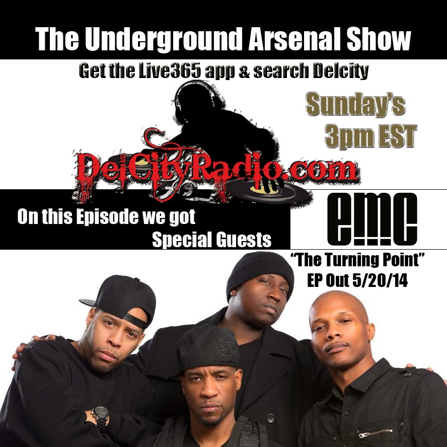 http://www.mixcloud.com/DelCityRadio/the-underground-arsenal-show-with-special-guests-emc-masta-ace-punchline-wordsworth-stricklin/