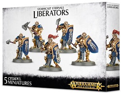 Warhammer Age of Sigmar Liberators