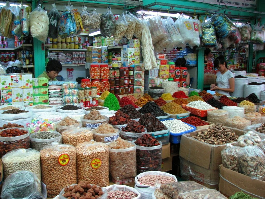 Ho Chi Minh City – Museums – Cu Chi tunnels - Notre – Dame Cathedral - Binh Tay Market – Ben Thanh Market