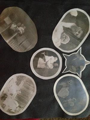 Olive Tree Genealogy Blog: WW1 Photo Album Page 6
