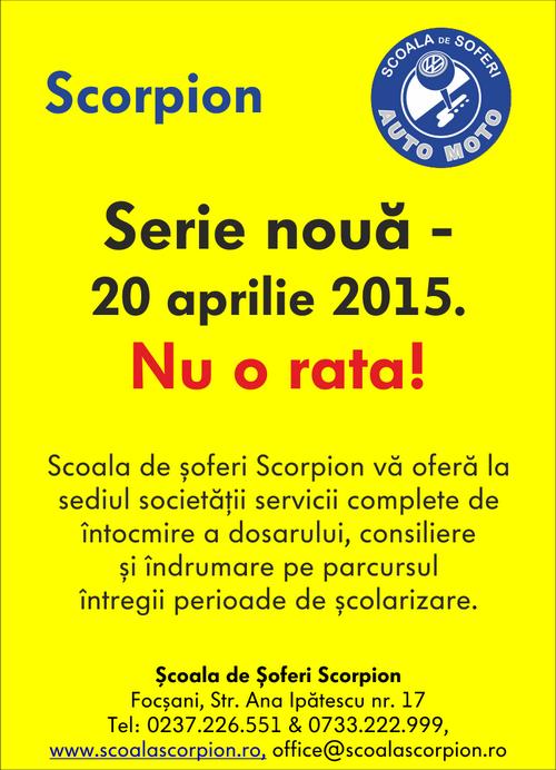 www.scoalascorpion.ro