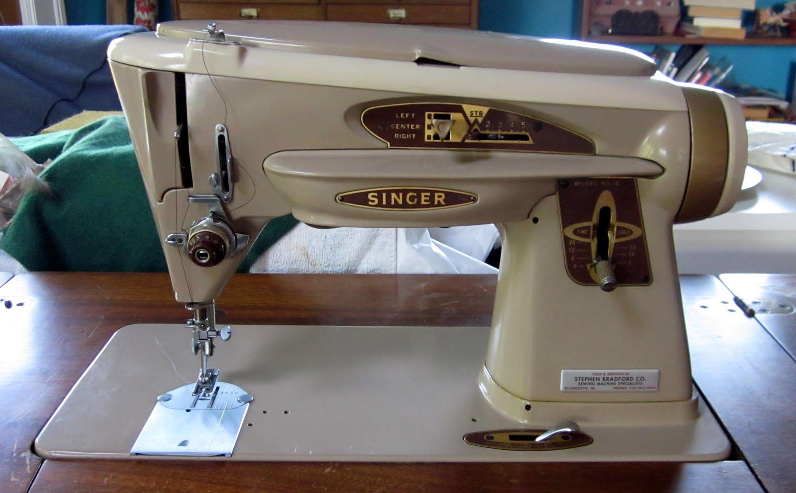 singer 503a sewing machine