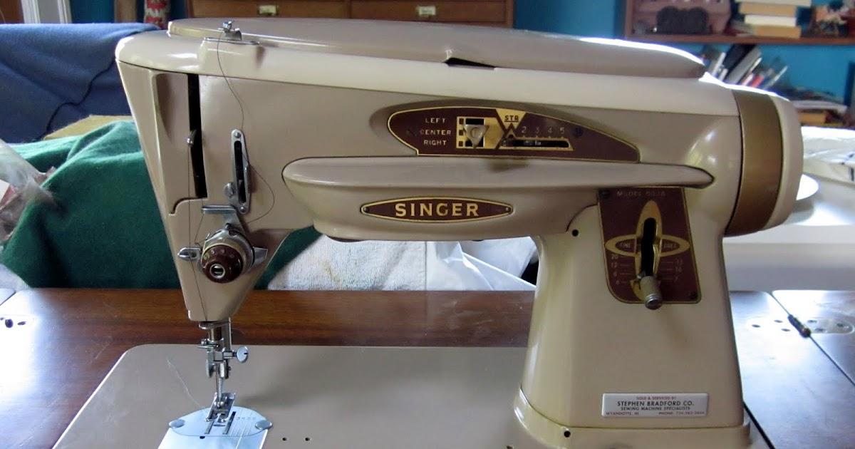 singer sewing machine 503