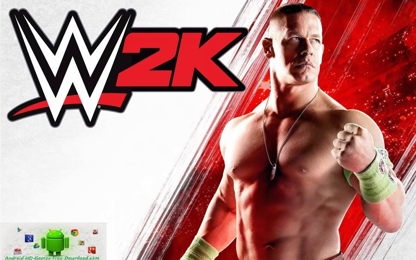 WWE 2K APK Android