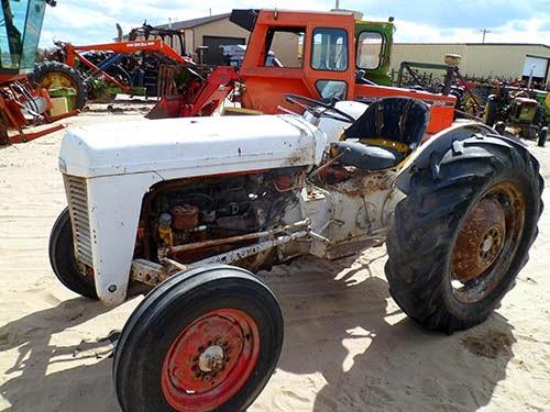 Massey Ferguson TO35 used parts