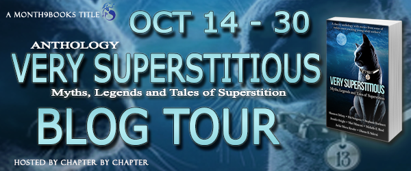 Very Superstitious Blog Tour