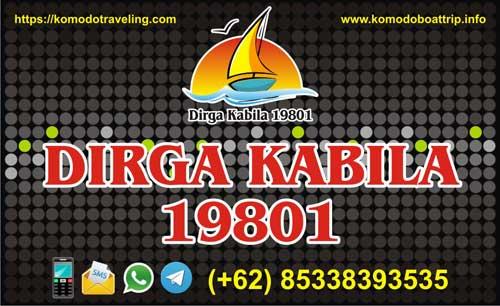 Laman Komodo Traveling