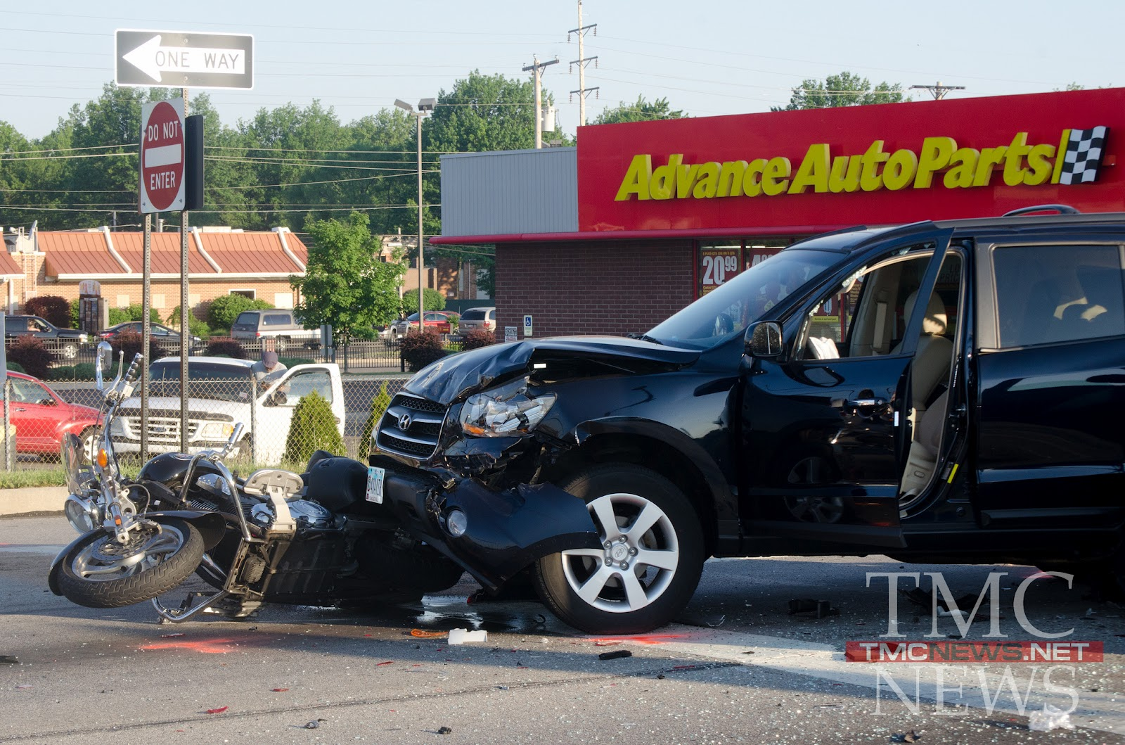 Elyria Car Crash