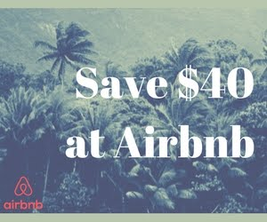 $40 Off Your First Airbnb Stay
