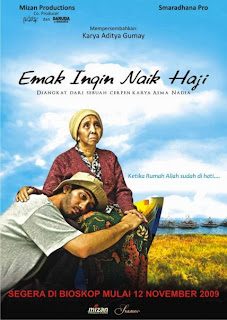 Review dan Sinopsis Film Emak Ingin Naik Haji