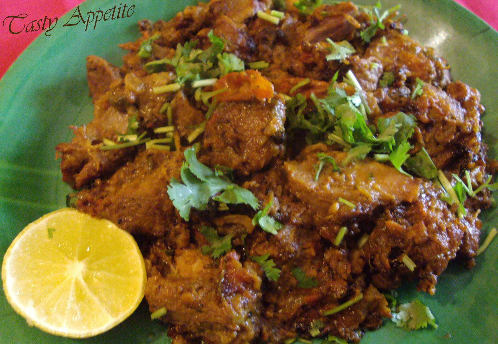 Hot n spicy mutton fry forumfinder Image collections