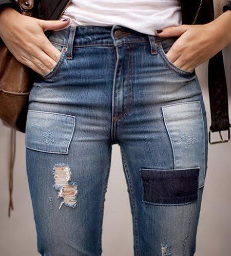 дамски джинси пачуърк