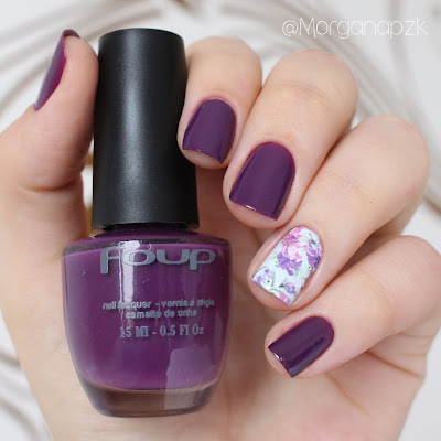 Esmalte Violet da Foup