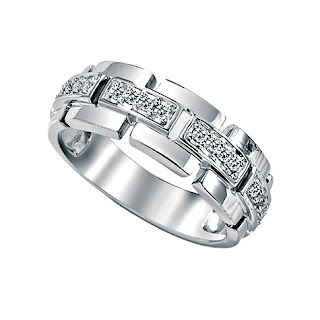 mens engagement rings cartier - Zales Mens Wedding Rings