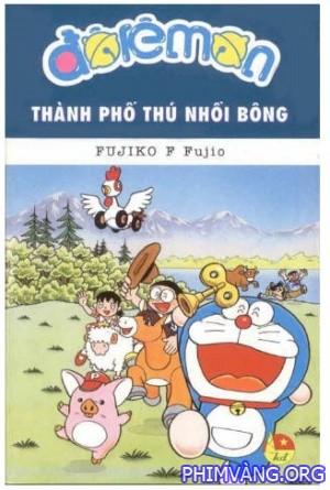 Doremon Và Thành Phố Thú Nhồi Bông - Doraemon And The Spiral City