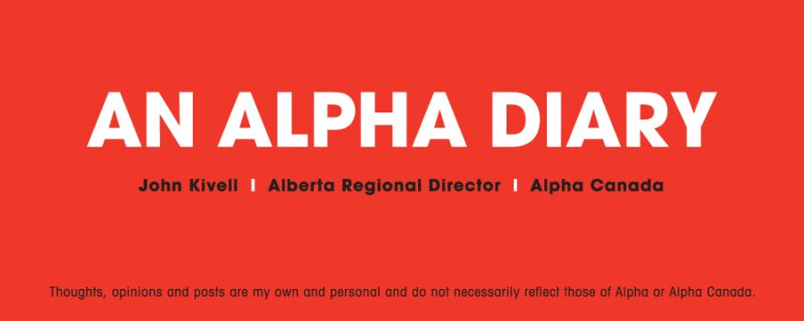 An Alpha Diary