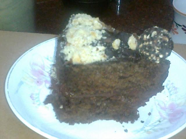 Pumpkin Truffle Cake Recipe