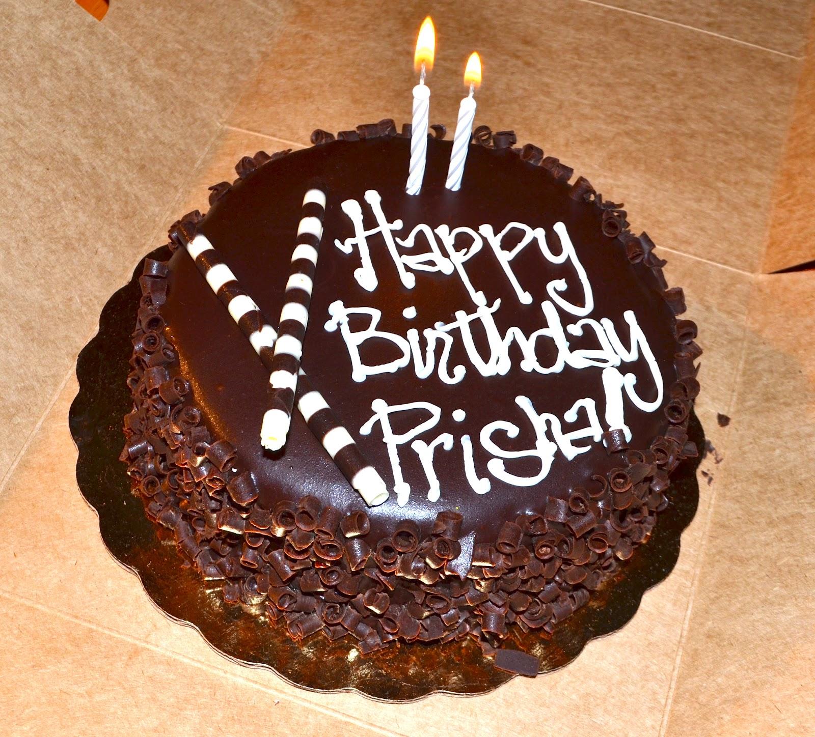 Happy Birthday Prishagods Precious Gift