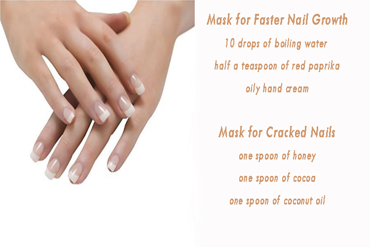 Natural Beauty Recipes for Strengthening Nails
