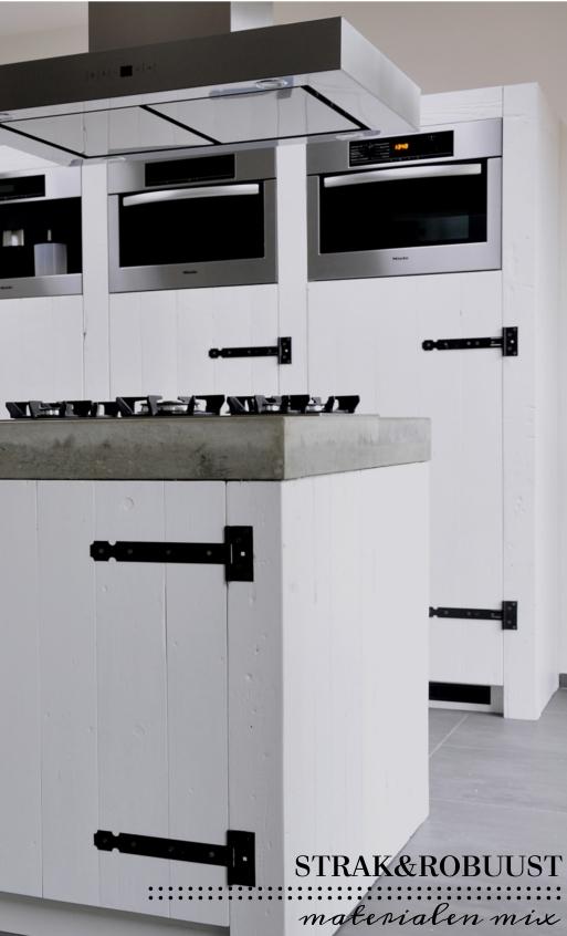 Inspiratie Keuken Muur : 2012/08 villa d'Esta interieur en wonen