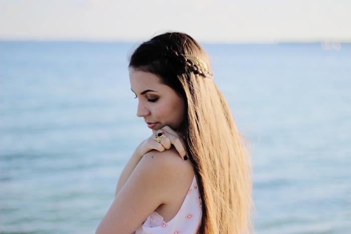 beach outfit denmark fashion blogger aimerose rasa virviciute
